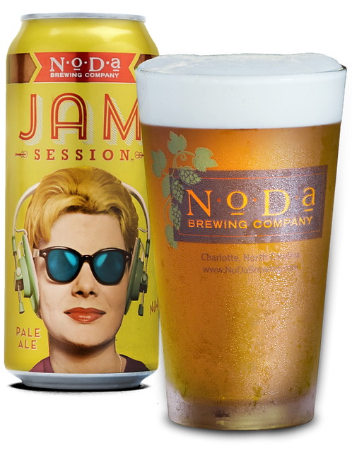 NoDa Brewing Jam Session 16oz