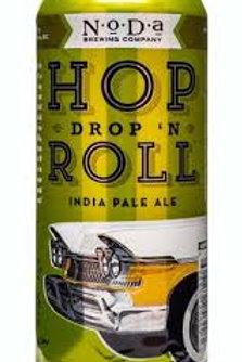 NoDa Brewing Hop Drop & Roll IPA 16oz