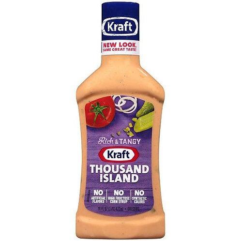Kraft Thousand Island Dressing
