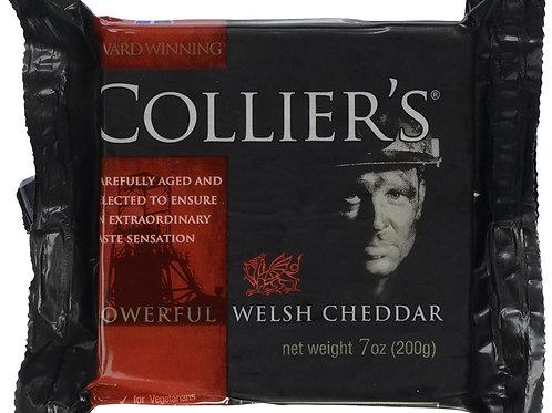 Collier's Welch Cheddar (7oz)