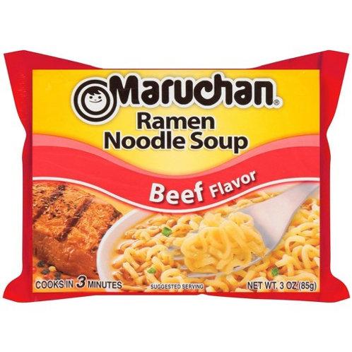 Maruchan Ramen Noodles - Beef