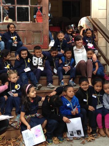 Local school tour