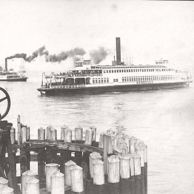 A.A. Cohen Wharf and his Ferrys