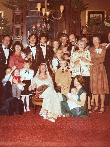 Patty and David wedding