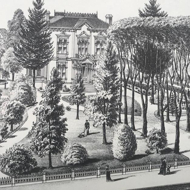 Derby Estate 1879