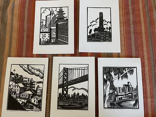 1934 San Francisco collection