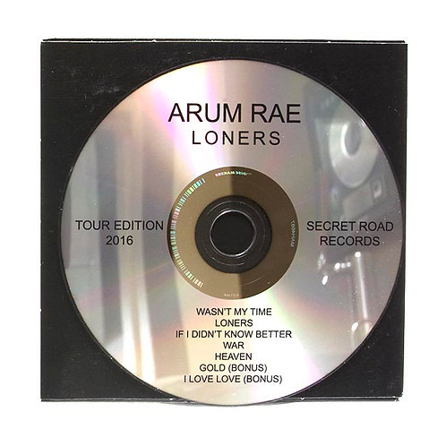 LONERS TOUR CD