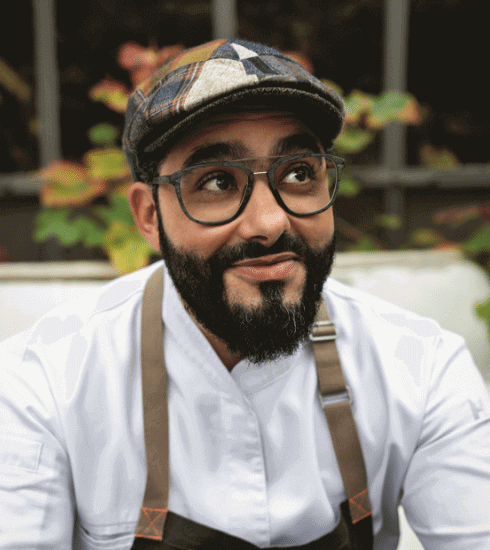 Chef Mounir Toub