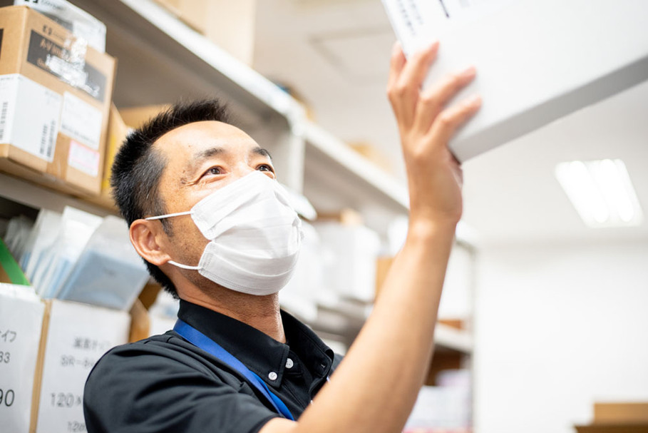 病院のまなざし 5.病院を支える/撮影:須藤ゆみ