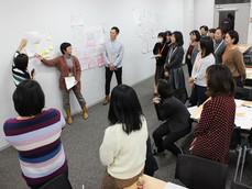筑波大学エクステンションプログラム「アートとデザインを効果的に活用した病院環境の改善講習」
