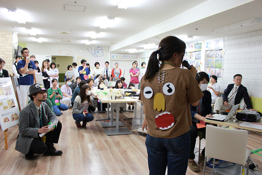 はじけるカフェ(2016)
