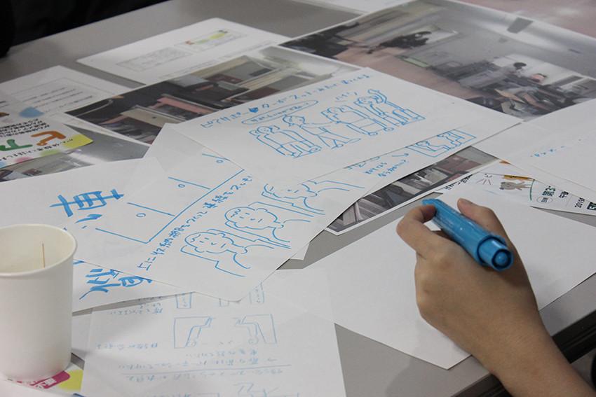 第3 回「生きる力を引き出すデザインを考えよう」ワークショップ編