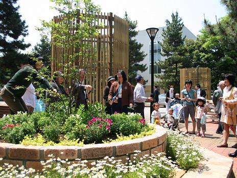 紡ぎの庭 2008