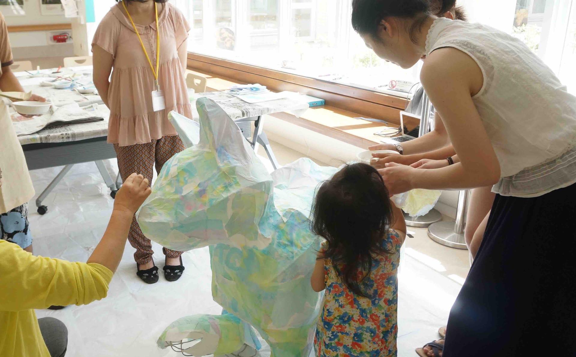 Animal×Life —きりんのフレディ、うさぎのマーシー、ねこのトム/飯田瑠璃子