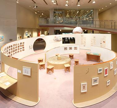 日本財団DIVERSITY IN THE ARTS 企画展 ミュージアム・オブ・トュギャザー会場構成