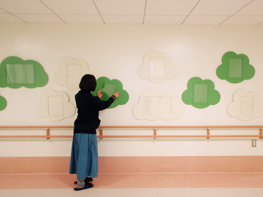 つくばの森|掲示板デザイン
