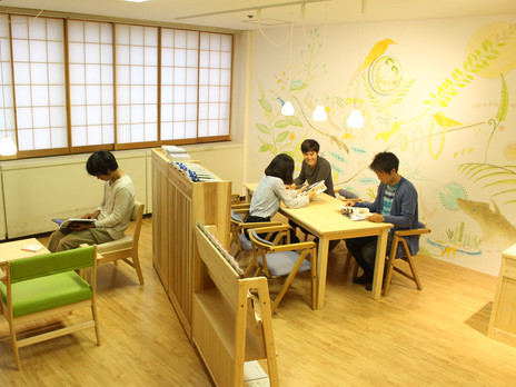 患者図書室「桐の葉文庫」 2015