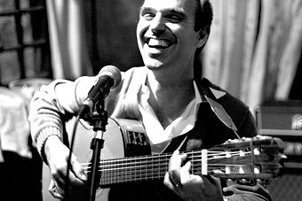 Diego Origlia musicien auteur compositeur guitariste Nice World Music