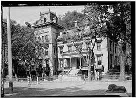 Jacob Tome Mansion