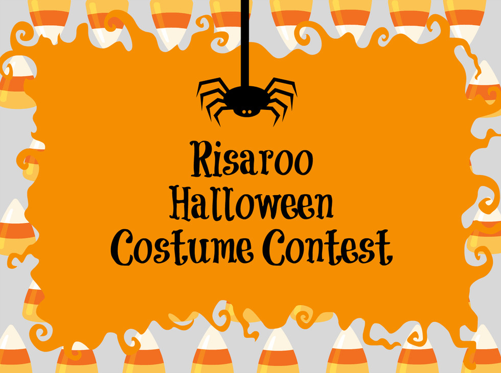 Risaroo Halloween Costume Contest 2016