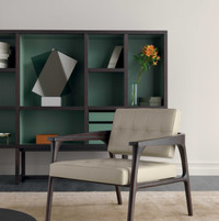 TR Casilia lounge armchair_ Totem booksh