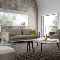 TR Duse4 sofa & armchairs _Pouf 414 otto