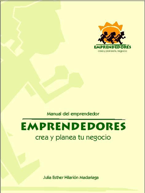 SOFTWARE: EMPRENDEDORES CREA Y PLANEA TU NEGOCIO
