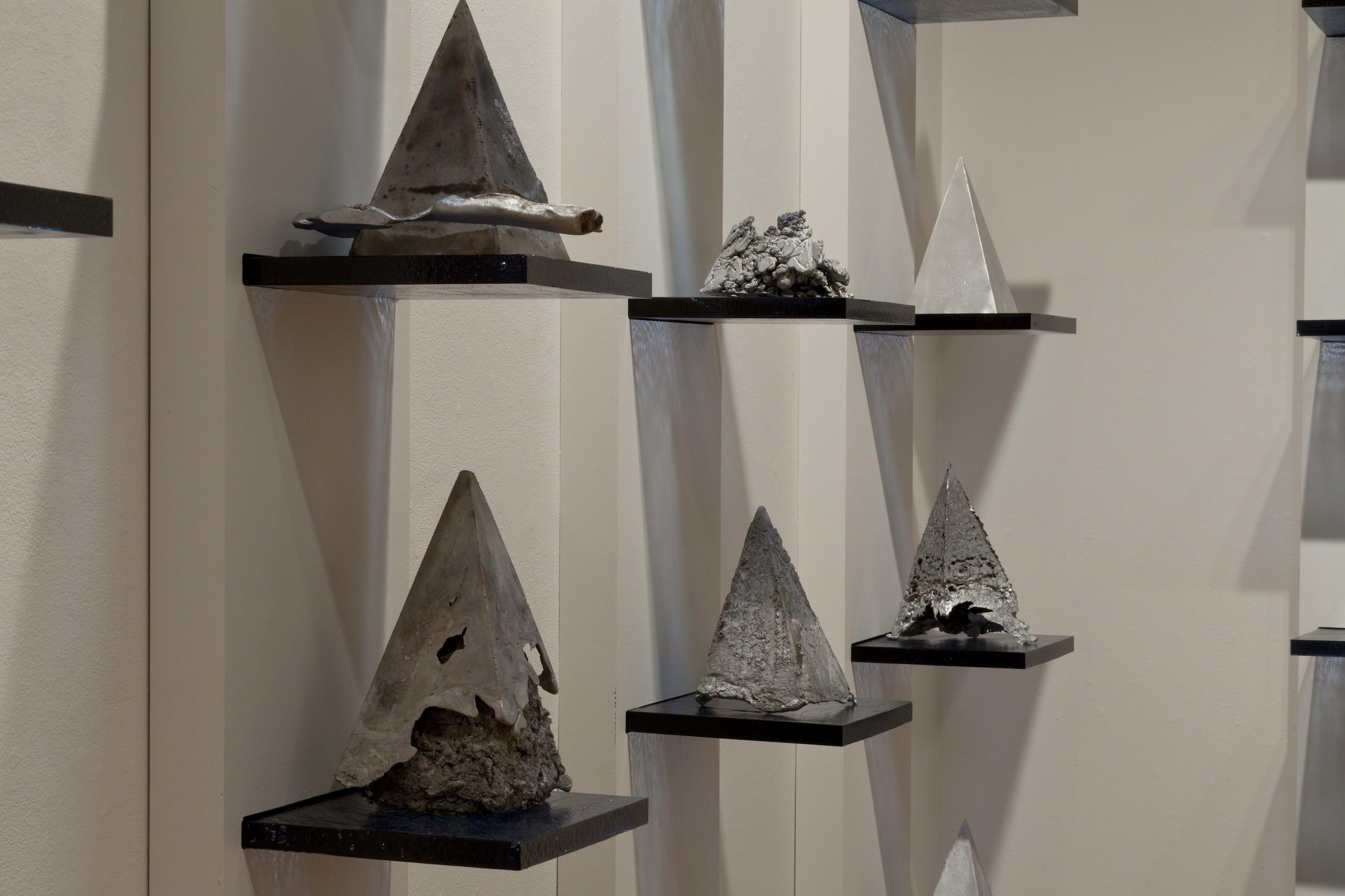 Pyramids detail