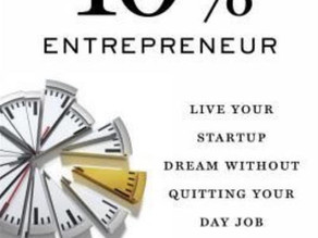 The 10% Entrepreneur Book Review