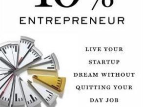 The 10% Entrepreneur Book Review