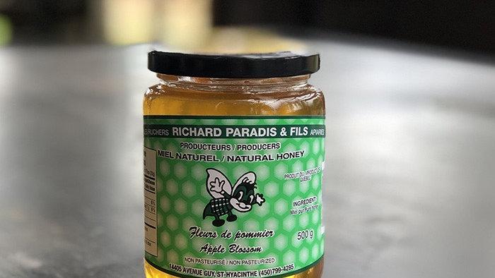 Miel | Fleurs de pommiers