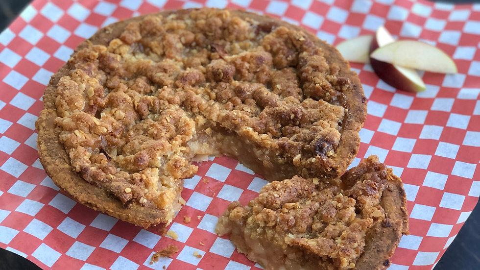 Crous-tarte aux pommes