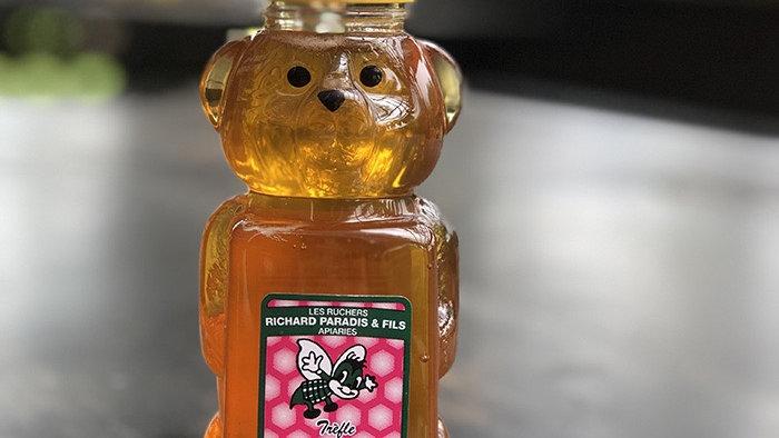 Miel | Trèfle liquide – ourson