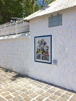 Rue St Georges Port-Louis Ile Mauric