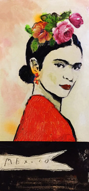 FRIDA MEXICO - SOLD