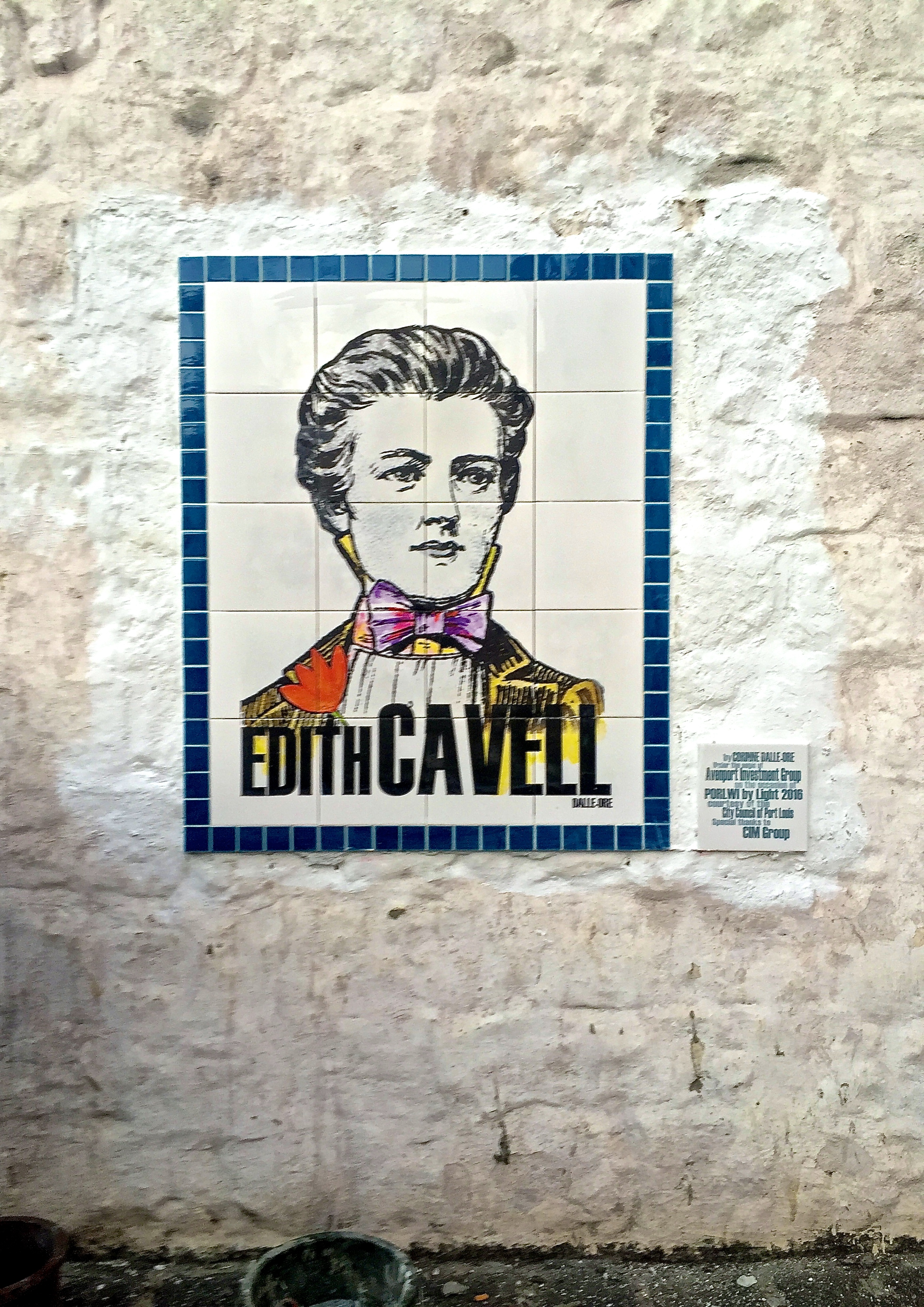 Rue Edith Cavell Port Louis Ile Maur