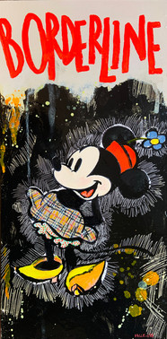 MINNIE BORDERLINE