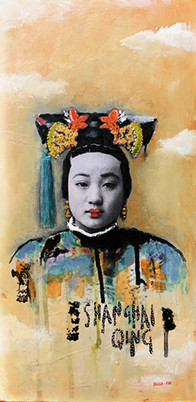Chinoiserie - SOLD
