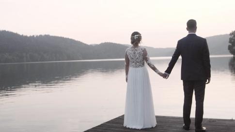 Angelika & Michał | Plener nad jeziorem