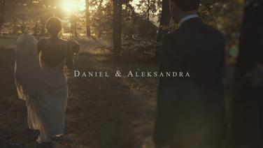 Ślub w Pałacu Goetz | Dan & Aleksandra