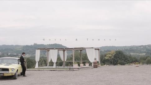 Film z wesela w Villi LOVE | Tomasz & Gosia