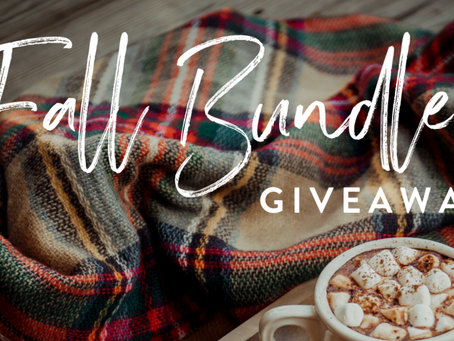 Fall Bundle Giveaway!