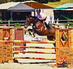 Holly and Gordon Jumper Show