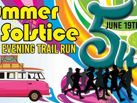 Summer Solstice Evening Trail Run