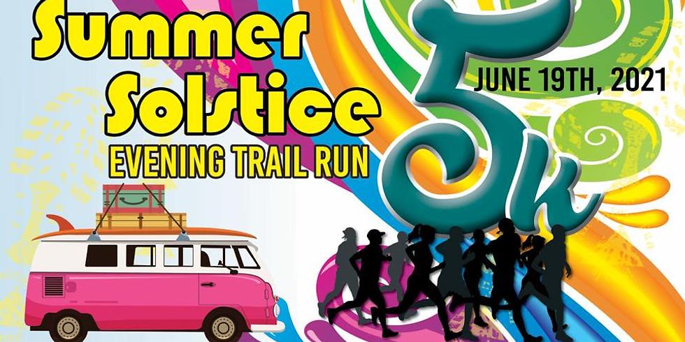 Summer Solstice Evening Trail Run 5K