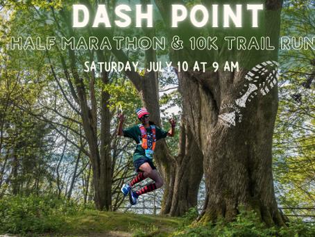 Dash Point Half Marathon & 10K Trail Run