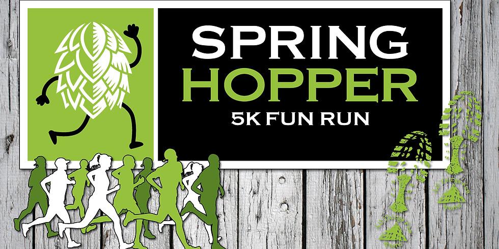Spring Hopper 5K Fun Run