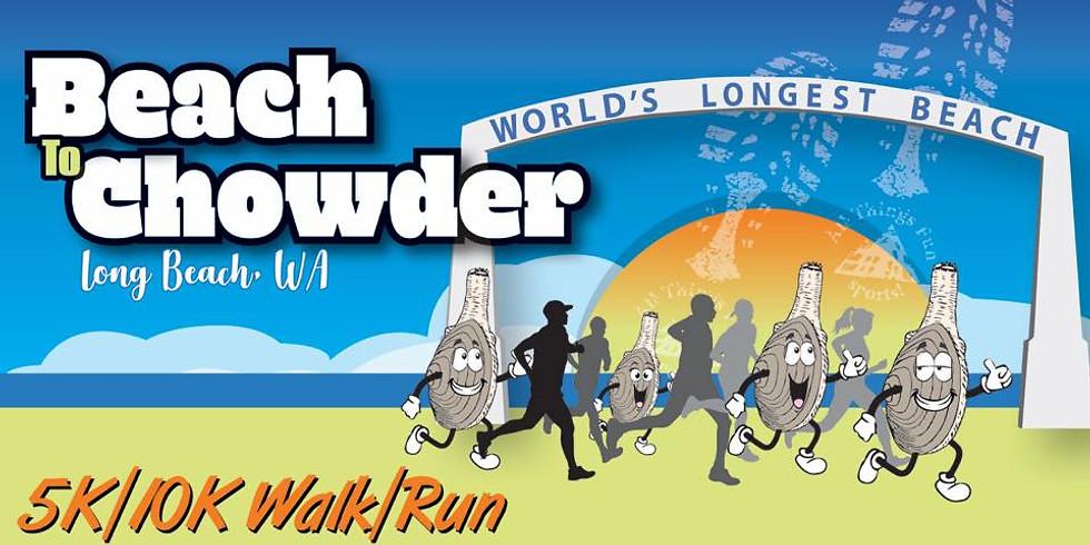 44th Annual Beach to Chowder 5/10K