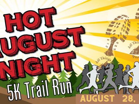 Hot August Nights Trail Run