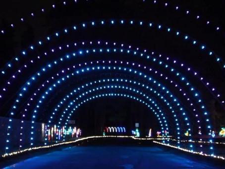 Dashing through the Lights
